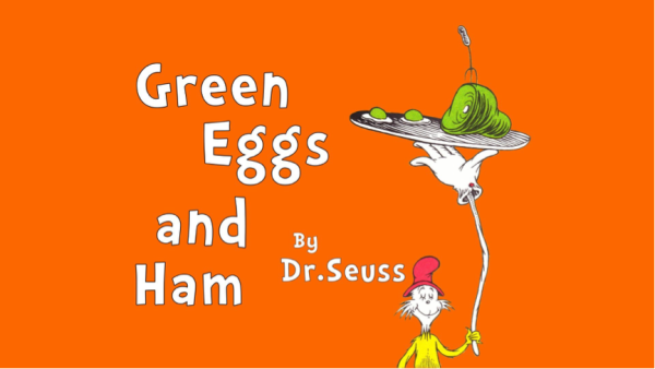 """""""Dr Suess's Green Eggs and Ham was also banned in the People's Republic of China for its perceived representation of early Marxism."""""""