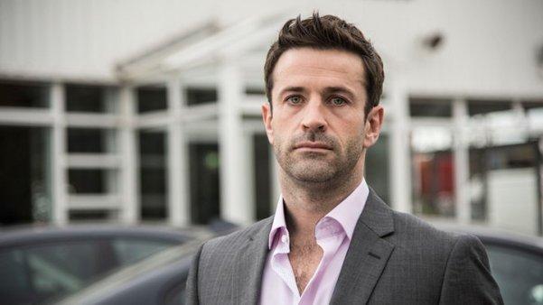 Actor Adam Fergus stars as Frank Mallon
